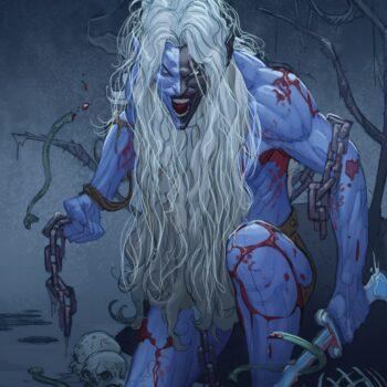 Thor: God of Thunder #13 Malekith (Marvel Comics)