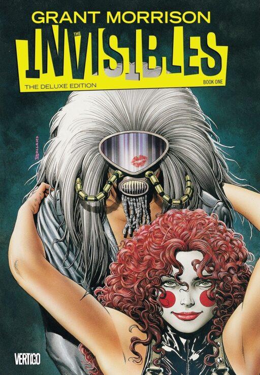The Invisibles Debuts at Vertigo