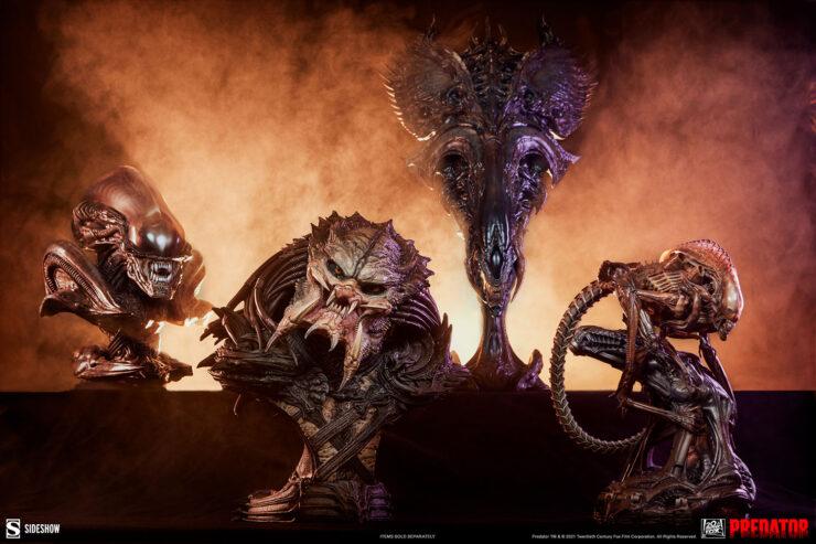 Sideshow's Alien and Predator Mythos