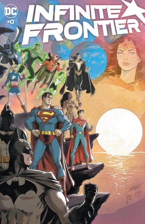 Infinite Frontier #0 (DC Comics)