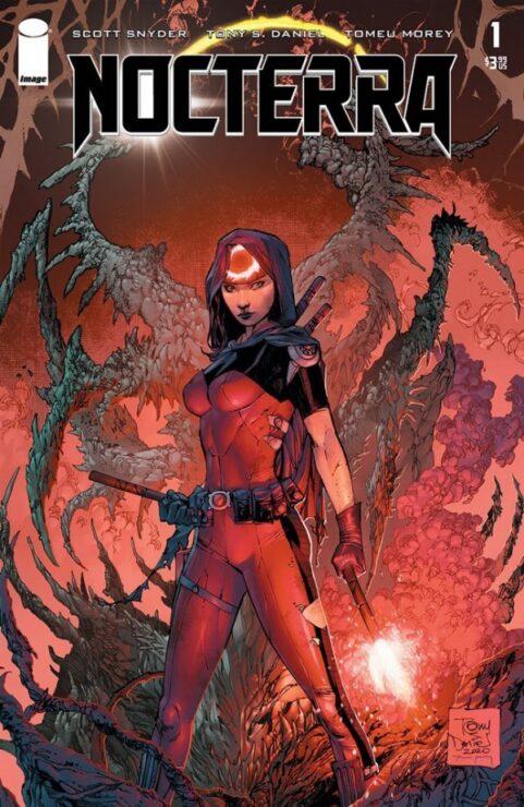 Nocterra #1 Cover- Image Comics