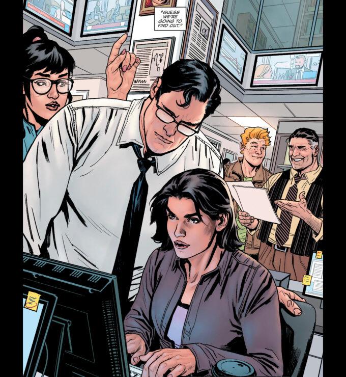 Superman: Leviathan Rising Special #1 (DC Comics)