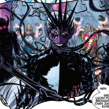 War of the Realms #6 Malekith