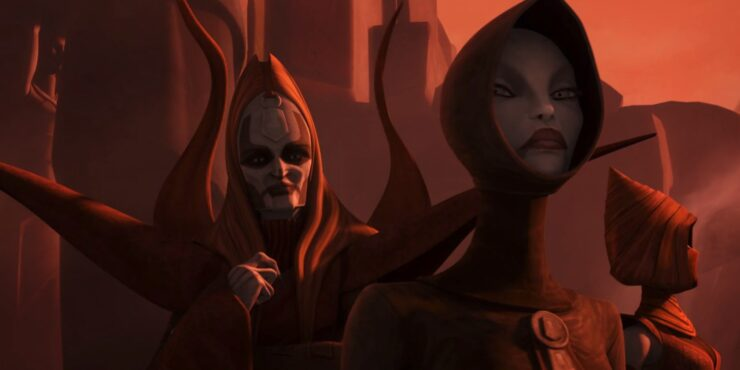Star Wars™: What Happened to Asajj Ventress?