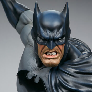 front view close up on Batman Bust