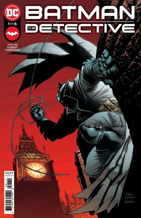 BATMAN: THE DETECTIVE #1 (DC Comics)