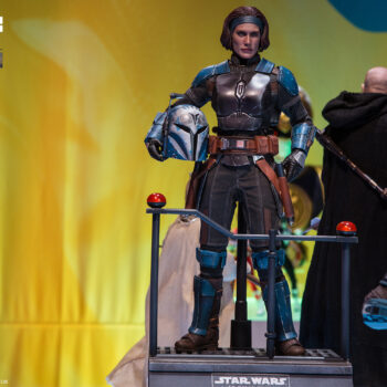 Bo-Katan Kryze Sixth Scale Figure Hot Toys 1