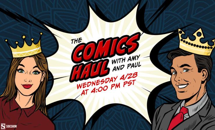Coming Up on The Comics Haul: Princess Week