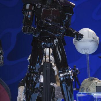 Dark Trooper Sixth Scale Figure