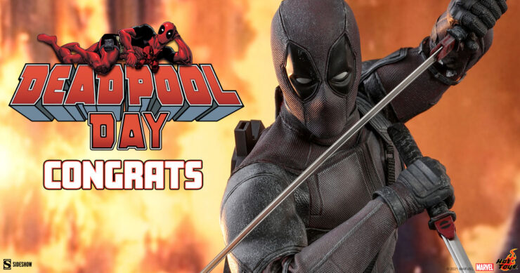 Dusty Deadpool winner announcement