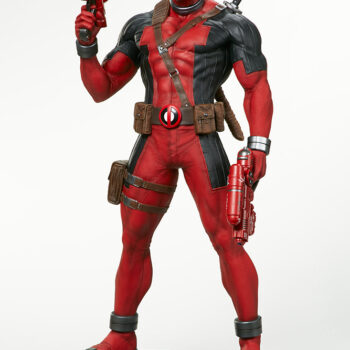Deadpool Third Scale Statue without base