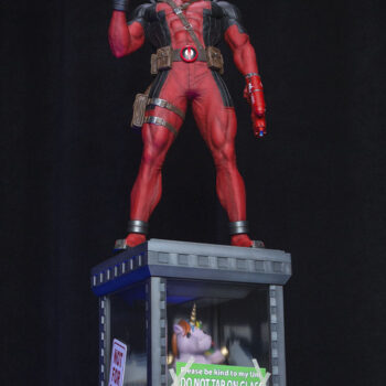 Deadpool Third Scale Statue by PCS