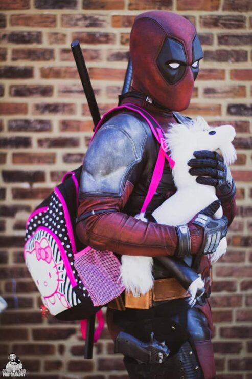 Erik Melendez Deadpool cosplay