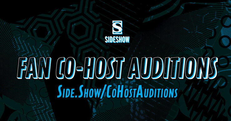 How to Audition to be a Sideshow Co-Host