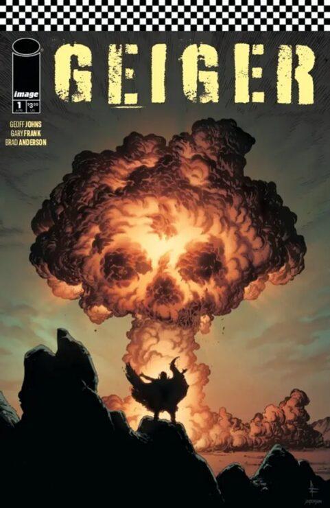 GEIGER #1 (Image Comics)