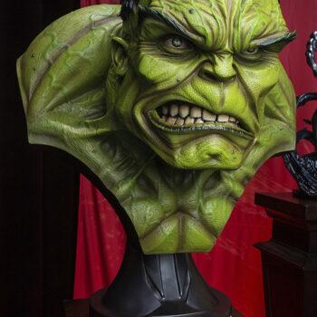 Hulk Life Size Bust