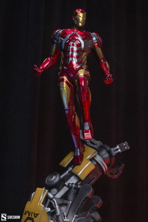 Iron Man Statue by PCS