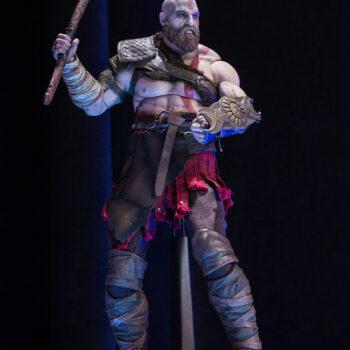 Kratos Deluxe Sixth Scale Figure