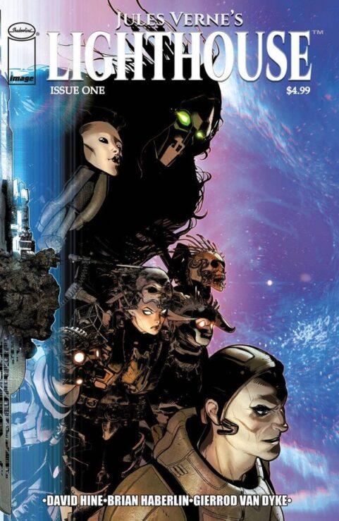 LIGHTHOUSE #1 (Image Comics)