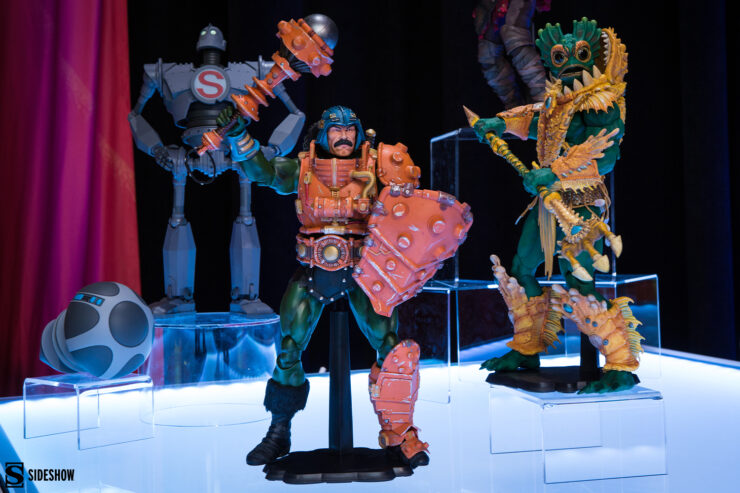 Masters of the Universe Collectibles – Micro Con Booth Tour