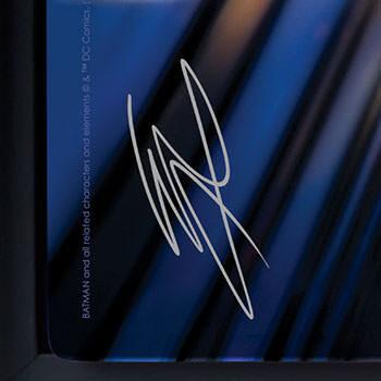 Nightwing Fine Art Print Warren Louw Signature on Aluminum