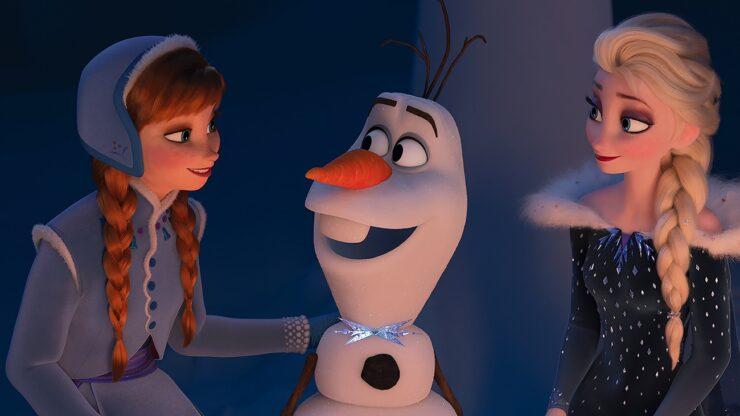 Frozen- Olaf the Snowman