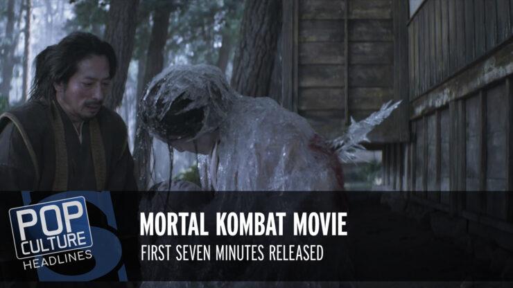 Pop Culture Headlines – Mortal Kombat Opening