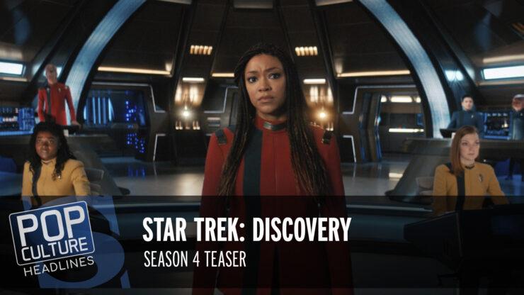 Pop Culture Headlines – Star Trek