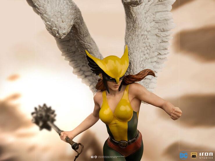 Princess Chay-Ara Hawkgirl