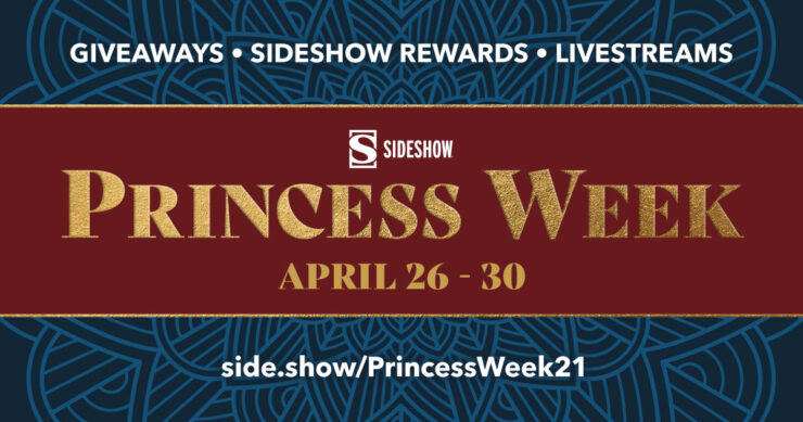 Princess Week: Event Overview
