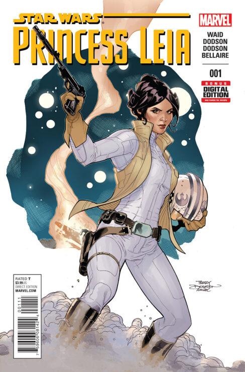 Star Wars: Princess Leia Vol. 1- Marvel Comics