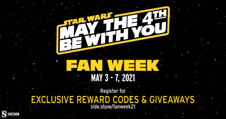 Register for Fan Week in advance to get exclusive access to extra rewards and giveaways