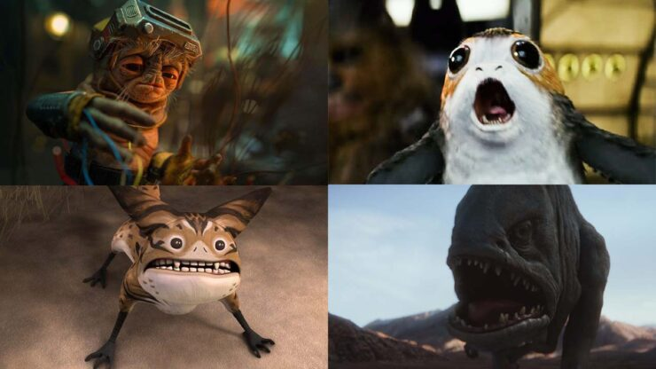 QUIZ: Do You Know These Star Wars™ Creatures?
