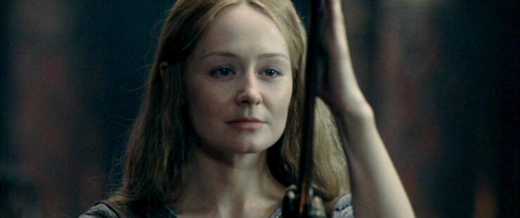 Eowyn Quote- Women of this country...