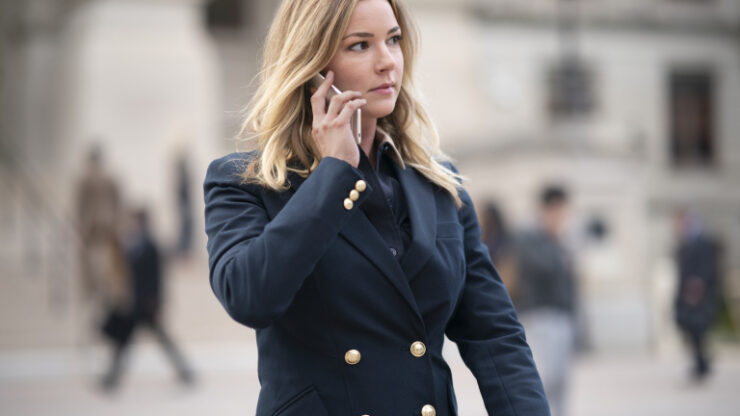 Sharon Carter Pardoned- The Falcon and The Winter Soldier