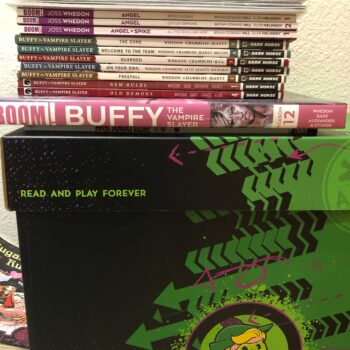 Host Amy's Own To-Be-Read Pile!