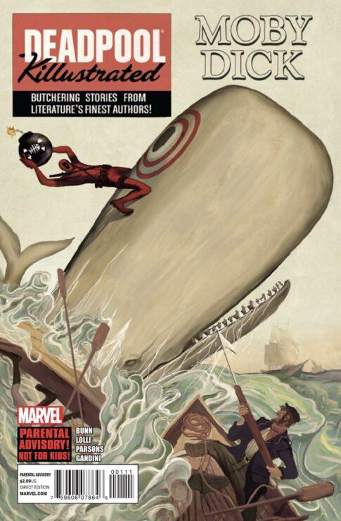 Deadpool Killustrated Vol. 1
