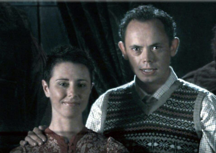 Frank and Alice, Order of the Phoenix