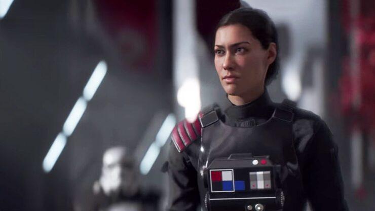 janina gavankar in Star Wars Battlefront II