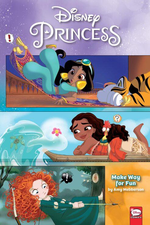 Disney Princess #1- Disney Comics