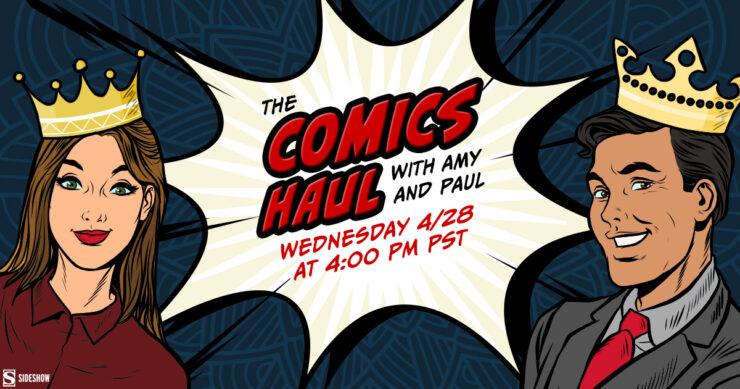 The Comics Haul- Princess Week