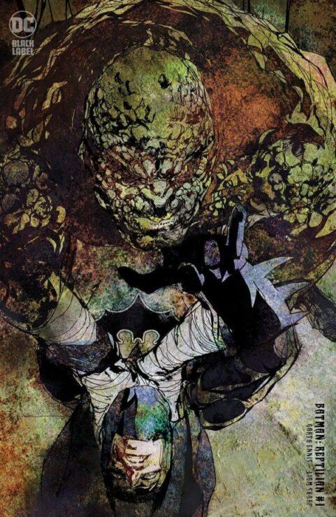 Batman: Reptilian #1 (DC Comics)