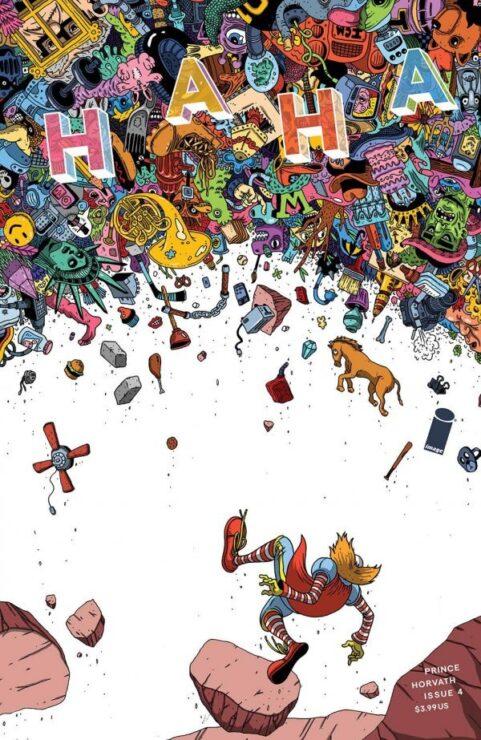 HAHA #4 (Image Comics)