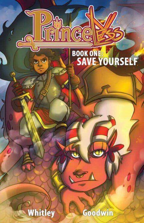 Princeless Vol. 1- Action Lab Comics