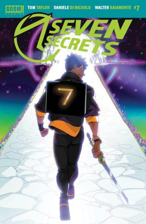 SEVEN SECRETS #7 (Boom Studios