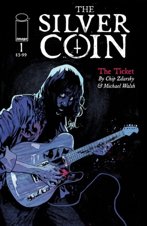 The Silver Coin #1 (Image Comics)