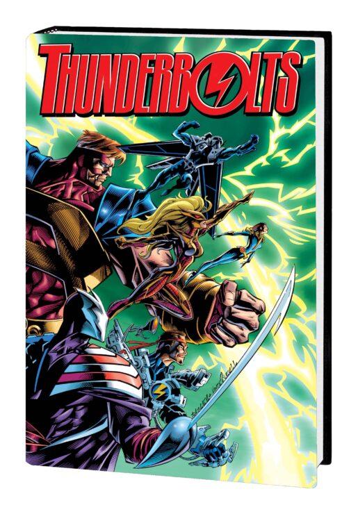 Thunderbolts Omnibus Edition (Marvel)