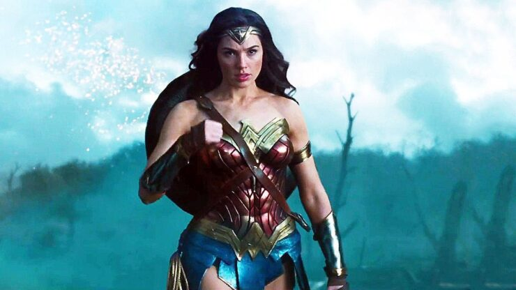 Gal Gadot Wonder Woman 2017