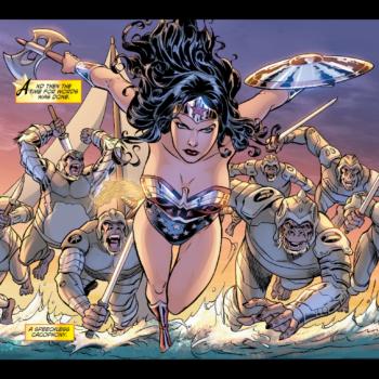 Wonder Woman #17 (DC Comics)
