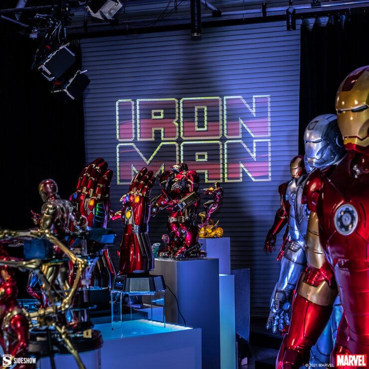 Iron Man Day 2021 Booth Tour